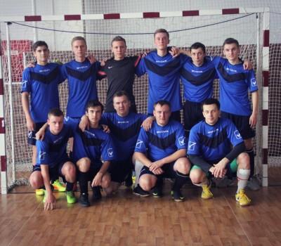 ответные матчи 1/8 финала по мини-футболу