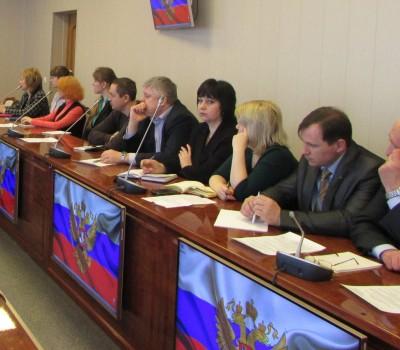 семинар-совещание с представителями юридических служб