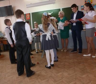 Районный семинар учителей немецкого языка.