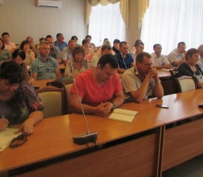 Зональный семинар-совещание