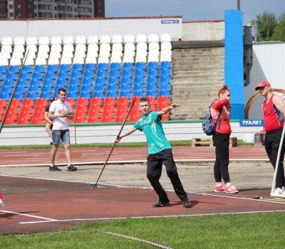 Всероссийское соревнование по метаниям
