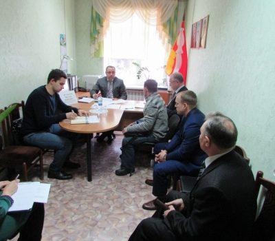 В общественной приемной губернатора прошел личный прием Шабалатова В.А.