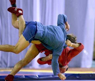 Финальные соревнования по дзюдо