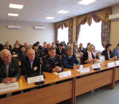 Состоялась тридцатая сессия Совета народных депутатов Таловского муниципального района
