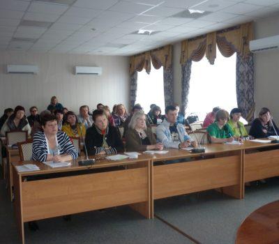 Проведен «кустовой» обучающий семинар для субъектов МСП