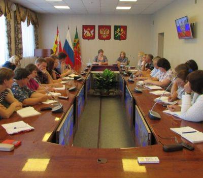 Семинар-совещание с Т.Е. Голубцовой