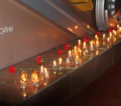 Не гаснет памяти свеча