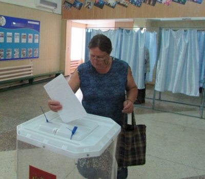 Выборы в районе прошли на высоком уровне