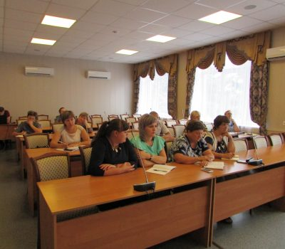 совещание  по вопросу обеспечения информационного взаимодействия