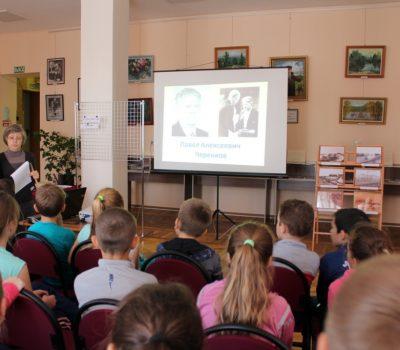 Клуб «Почемучка» в Таловском музее