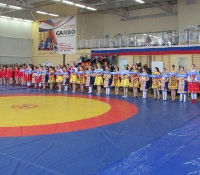 На Всероссийском турнире в Таловой — более 460 спортсменов!