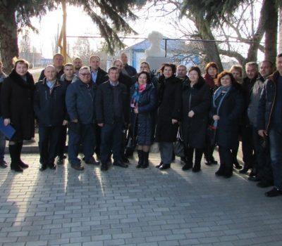 Выездной семинар в Таловском районе