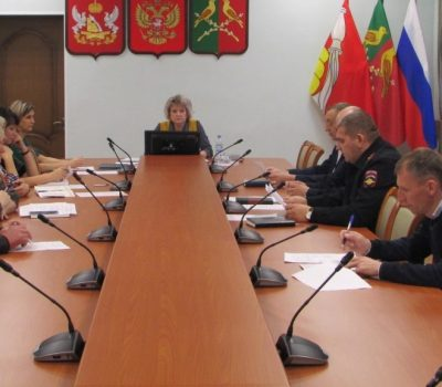 Заседание комиссии по профилактике правонарушений