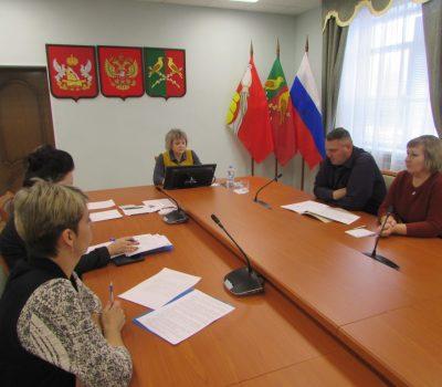 Заседание Совета по охране труда