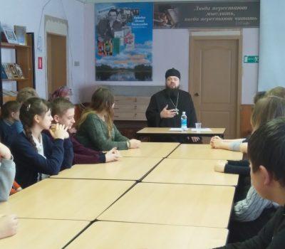 Православный час «Молодежь: свобода и ответственность»