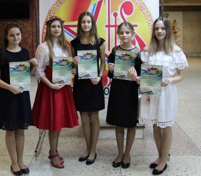 Таловская ДШИ на фестивале в Воронеже