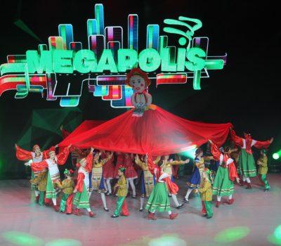 Международный танцевальный фестиваль «Megapolis»