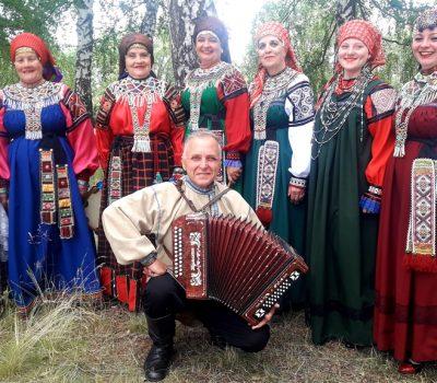 Фестиваль традиционной славянской культуры «На Троицу»