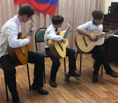 «Музыканты о России»