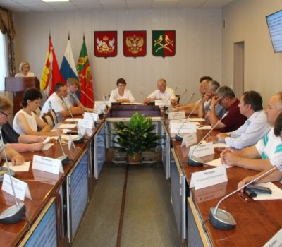 Сессия Совета народных депутатов