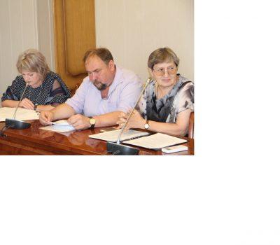 Заседания  комиссии по борьбе с туберкулёзом