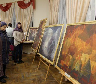 Ночь искусств в музее