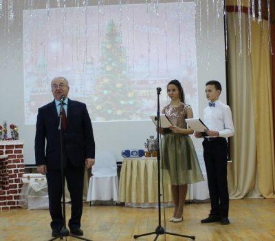 Новогодняя ёлка главы Таловского района