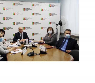 заседание правительства Воронежской области