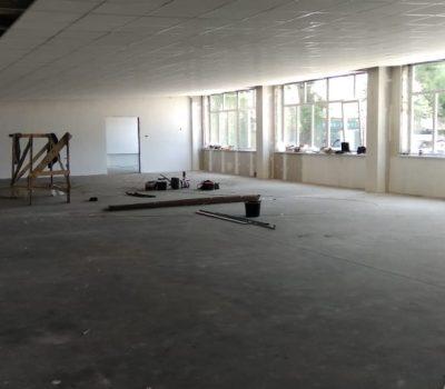 Спортивный зал в с.Новая Чигла