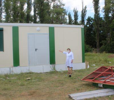 Фельдшерско-акушерский пункт построят в поселке Вознесеновка Таловского района.