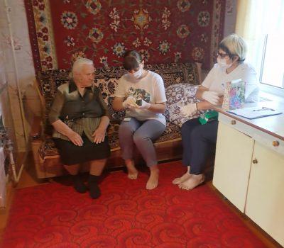 Мобильные бригады помощи участникам и инвалидам Великой Отечественной войны