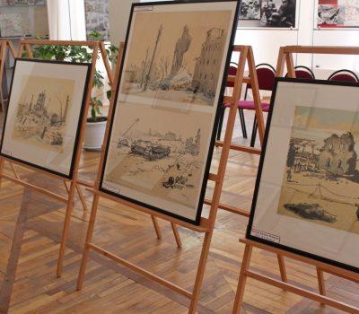 Выставка «Воронеж фронтовой»