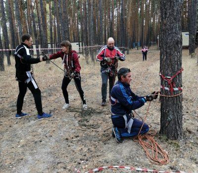 туристический слет педагогов «Красные листья»