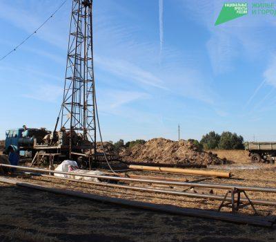 Определились подрядные организации для строительства объектов водоснабжения в районе