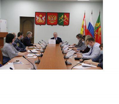 Антитеррористическая комиссия Таловского района