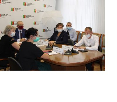 заседание регионального оперативного штаба